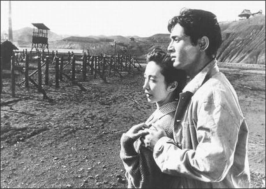 """The Human Condition,"" filmed between 1959 and 1961 and adapted from the six-volume novel of the same name, depicts the horror of World War II and, through stunning cinematography and storytelling, shows the myriad ways in which war is an ""insult to humanity."" Photo: /"
