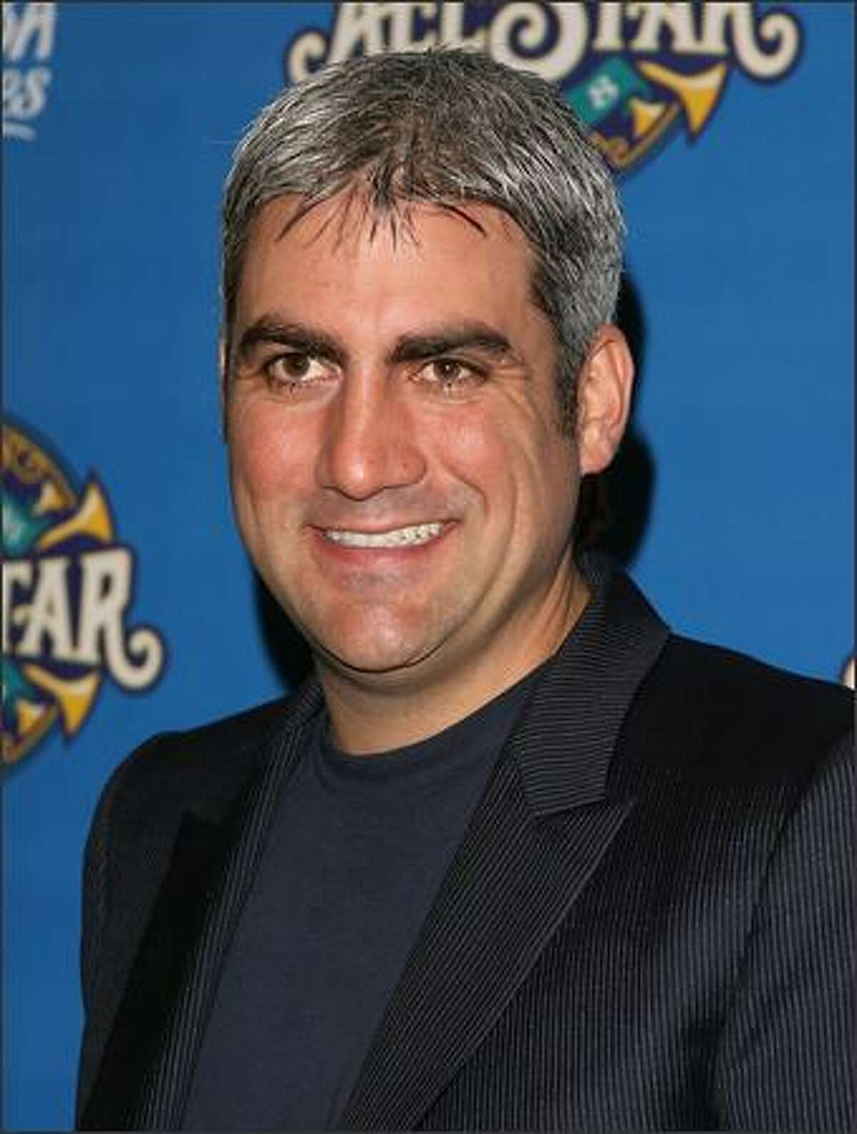 Singer Taylor Hicks arrives at the 57th NBA All-Star Game, part of 2008 NBA All-Star Weekend at the New Orleans Arena.