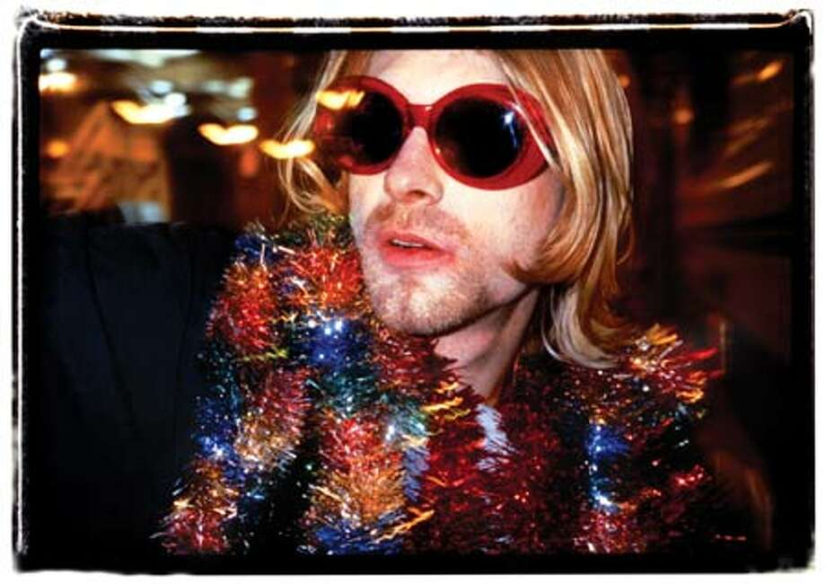 Alice Wheeler's high-life version of Kurt Cobain, the grunge king.