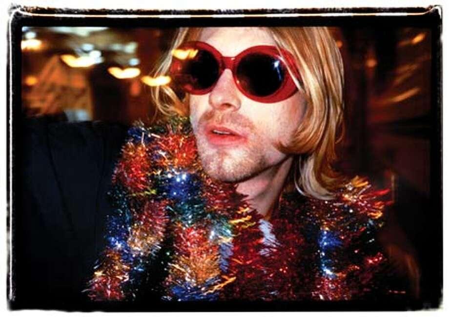 Alice Wheeler's high-life version of Kurt Cobain, the grunge king.