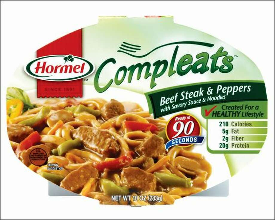 11. Complete meals in a box, bag or can. Photo: /