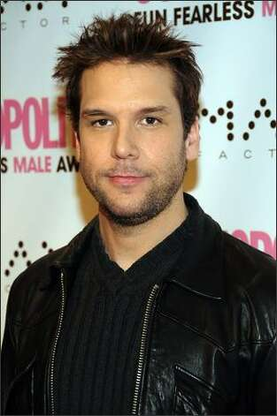 Actor Dane Cook arrives at the Cosmopolitan honors John Mayer as fun fearless male of the year event at Cipriani in New York City. Photo: Getty Images