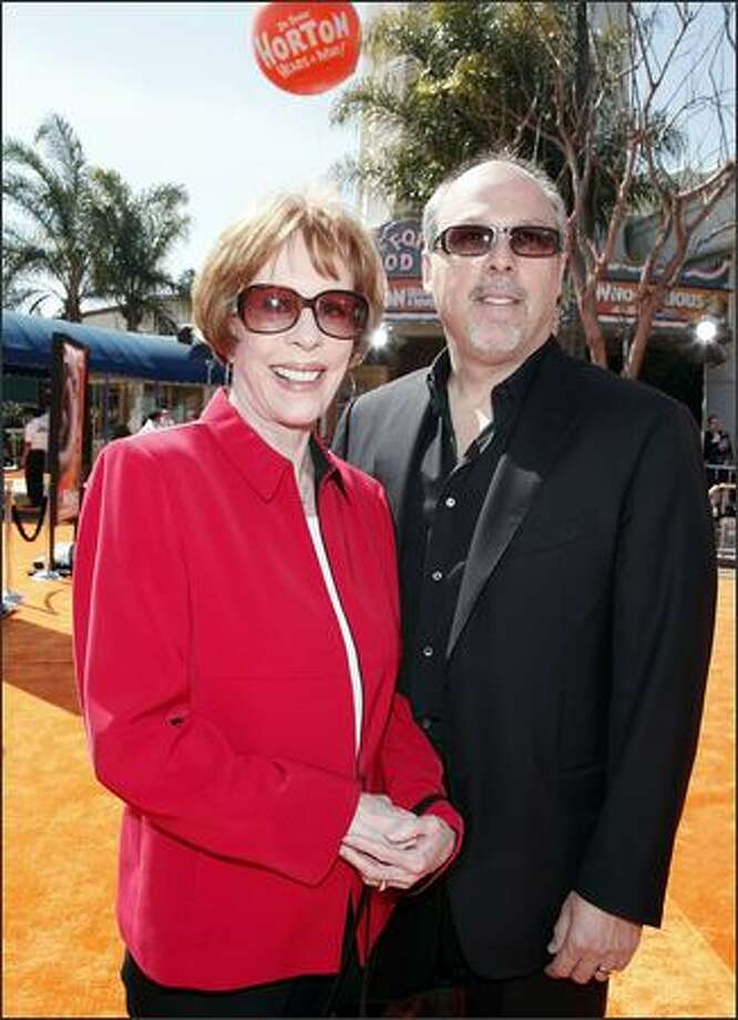 Carol Burnett married