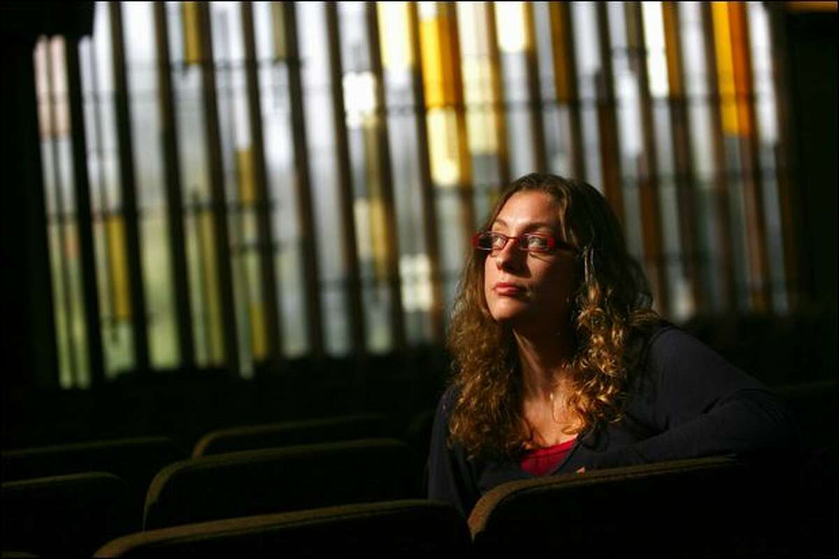 Associate Pastor Leah Klug of Quest Church in Seattle's Interbay neighborhood says evangelicals are not monolithic, whether in the church or at the polls.