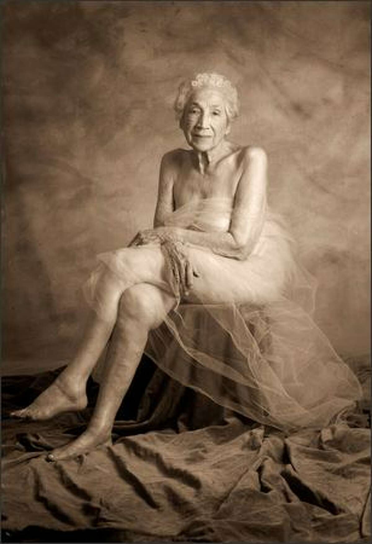 Alice, 95 This is the body I was given, and it has served me well. I never thought about loving it, but I have accepted it. Rosanne Olson ©2005