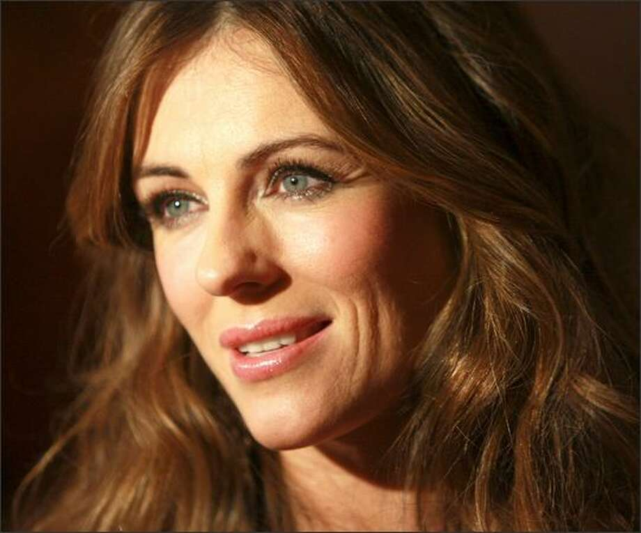 Actress Elizabeth Hurley. Photo: Getty Images