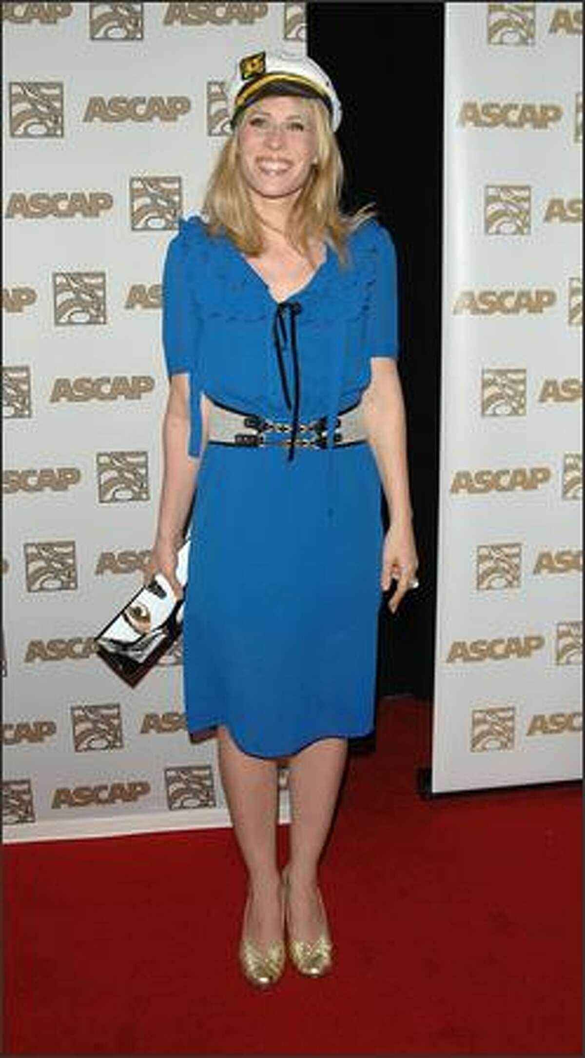 Singer Natasha Bedingfield attends ASCAP's 25th Annual Pop Music Awards at the Kodak Theatre on April 9, 2008 in Hollywood, California.