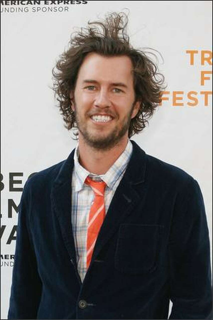 Director Blake Mycoskie attends the premiere of the shorts program