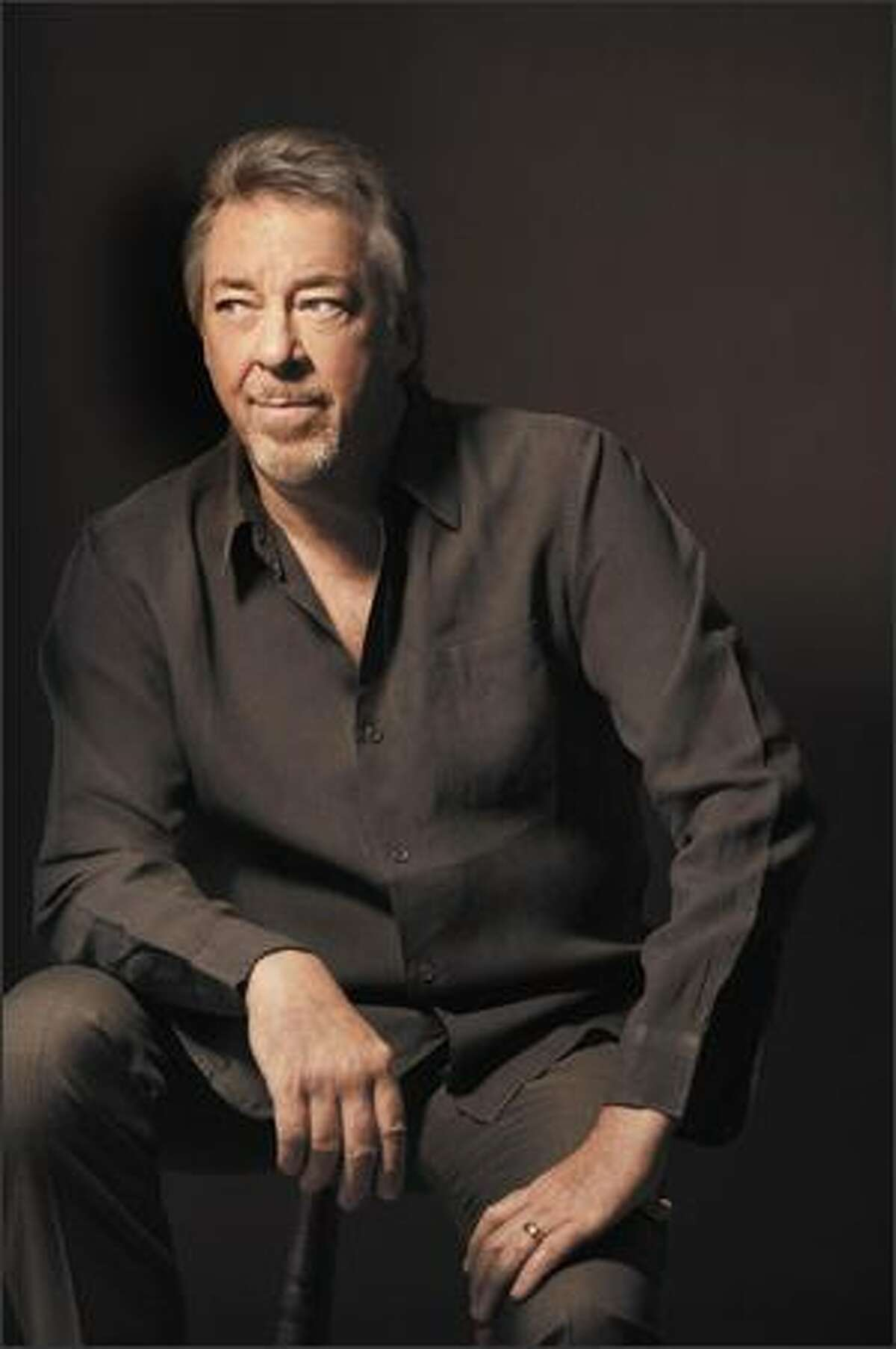 """Boz Scaggs says his album is a """"progressive, experimental effort ... along the lines of some of the ideas that Gil Evans explored."""""""