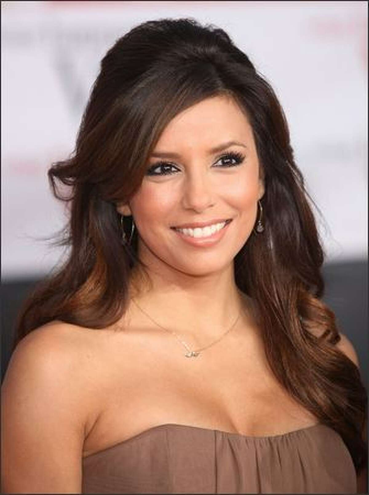 Actress Eva Longoria attends the