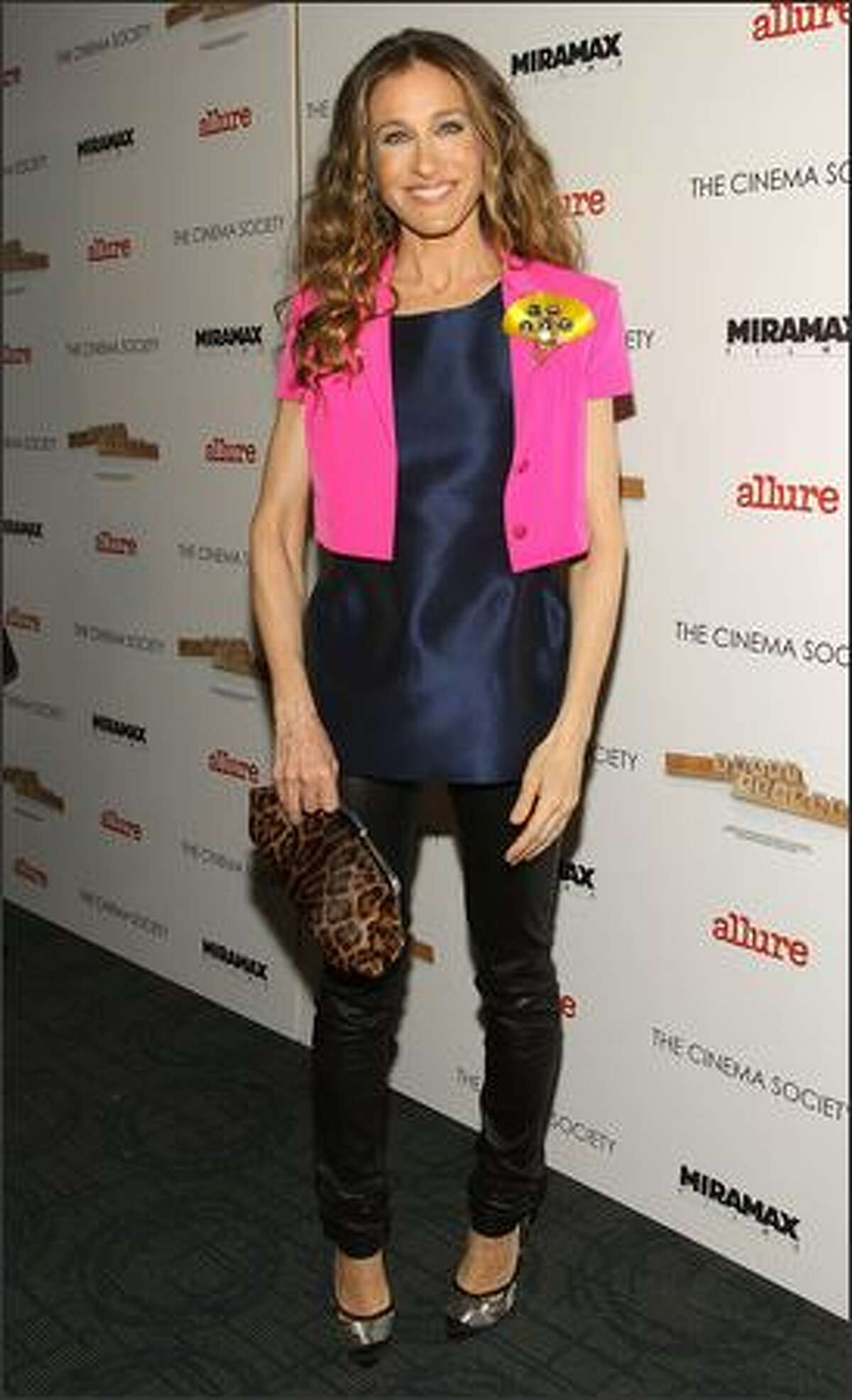 Sarah Jessica Parker attends the
