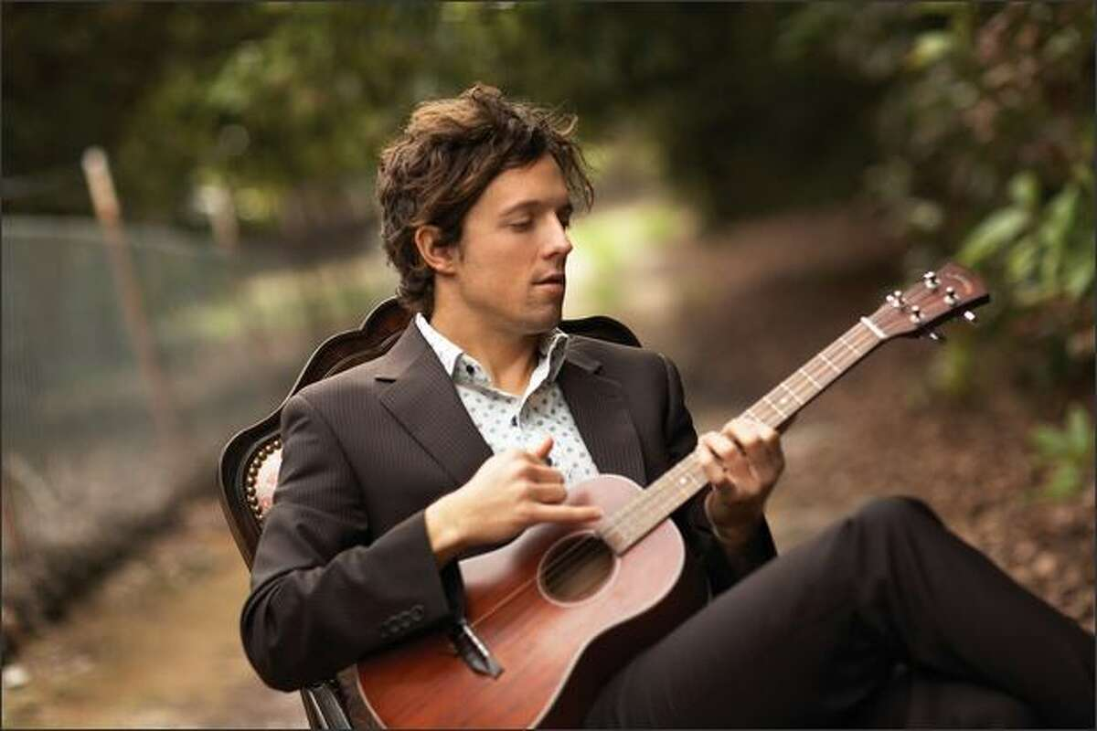Jason Mraz is a sponge when it comes to music genres.