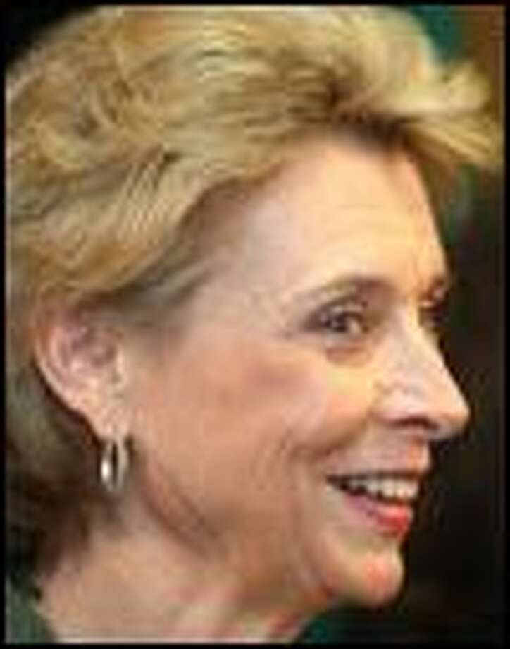 """""""I'm looking forward to balancing the budget, but more importantly, to growing our economy,"""" said Gov. Chris Gregoire."""