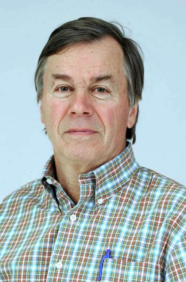 Colin Pease, 67, of Concord, MA. Photo: Carol Kaliff / The News-Times