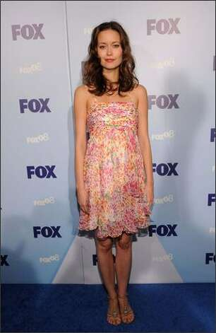Actress Summer Glau attends the 2008 FOX Upfront at Wollman Rink in Central Park on Thursday in New York City. Photo: Getty Images