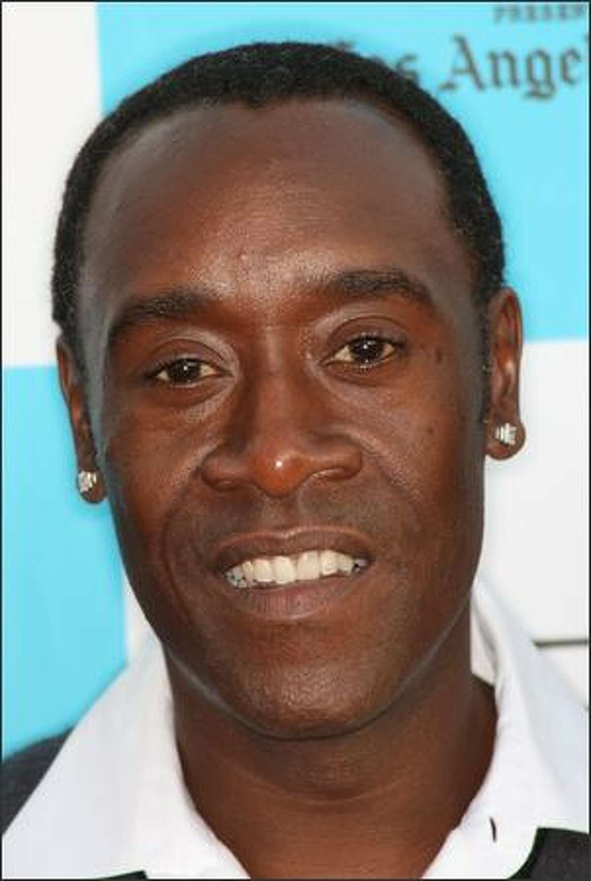 Actor Don Cheadle attends the 2008 Los Angeles Film Festival Awards Ceremony