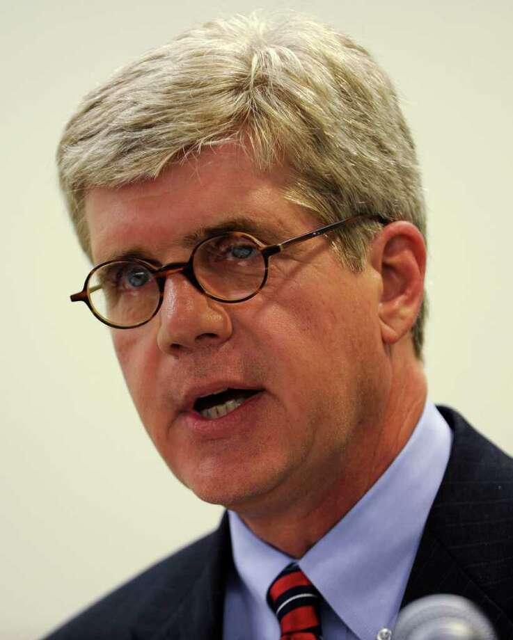 Judge of Probate Daniel F. Caruso, of Fairfield Photo: File Photo / Connecticut Post File Photo