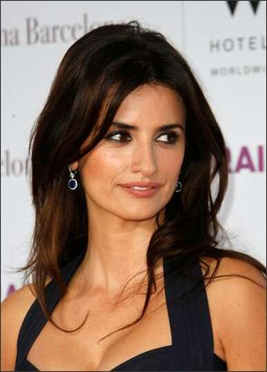 Actress Penelope Cruz arrives at the premiere of Weinstein Company's