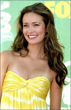 Actress Summer Glau arrives at the 2008 Teen Choice Awards at Gibson Amphitheater in Los Angeles, California. Photo: Getty Images