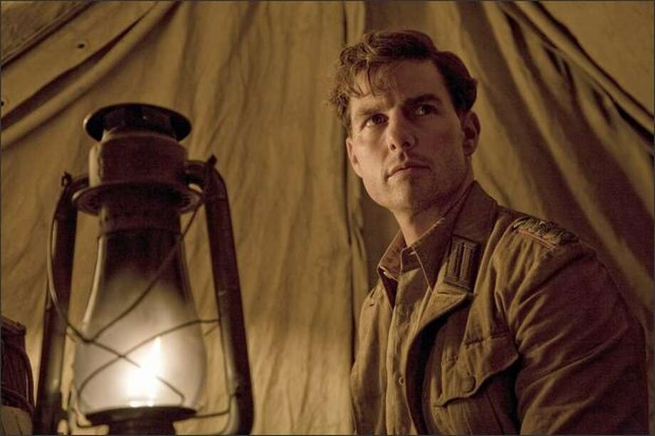 "In ""Valkyrie,"" Tom Cruise plays German Army officer Claus von Stauffenberg, who was part of an attempt to assassinate Adolf Hitler in 1944. The film opens Christmas Day. Photo: /"
