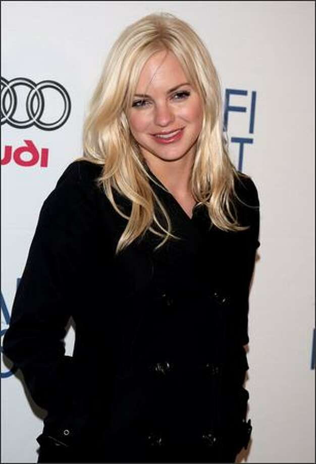 Actress Anna Faris in 2007. Photo: Getty Images
