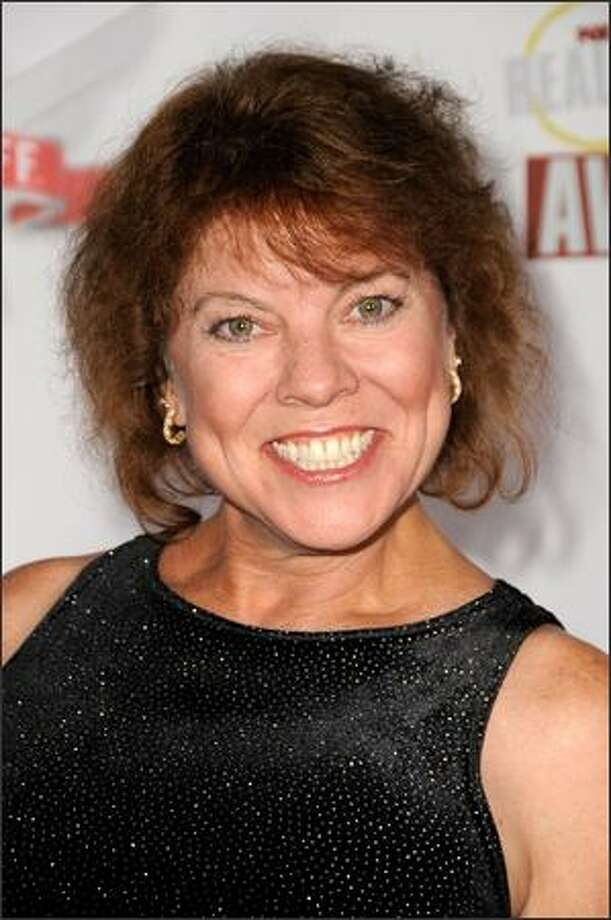 "Erin Moran saw a title role in the ""Happy Days"" spin-off ""Joanie Loves Chachi,"" but since then hasn't made many television or film appearances.  Photo: Getty Images"