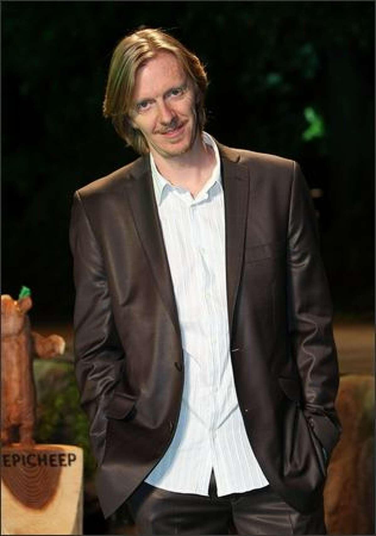 Director Andrew Adamson attends