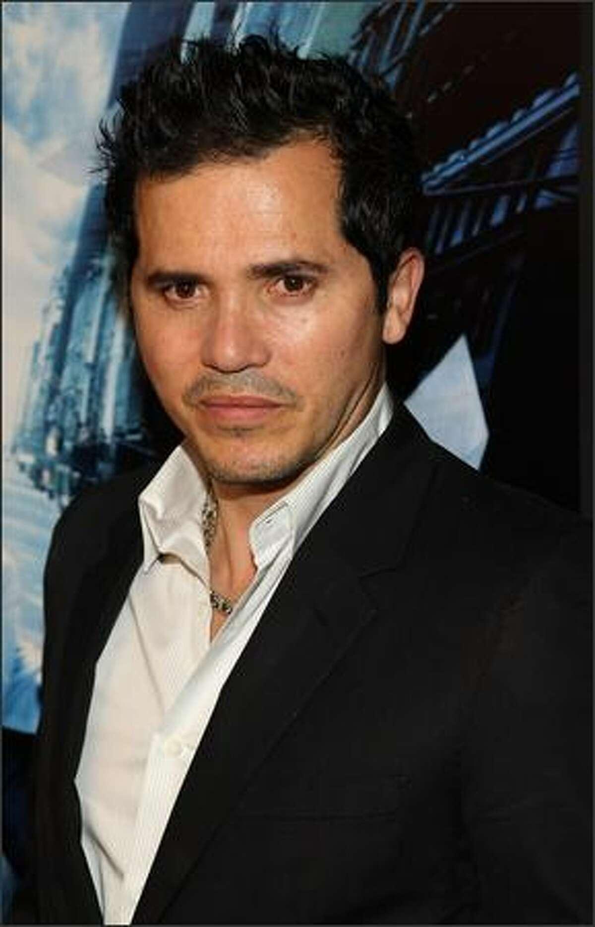 Actor John Leguizamo.