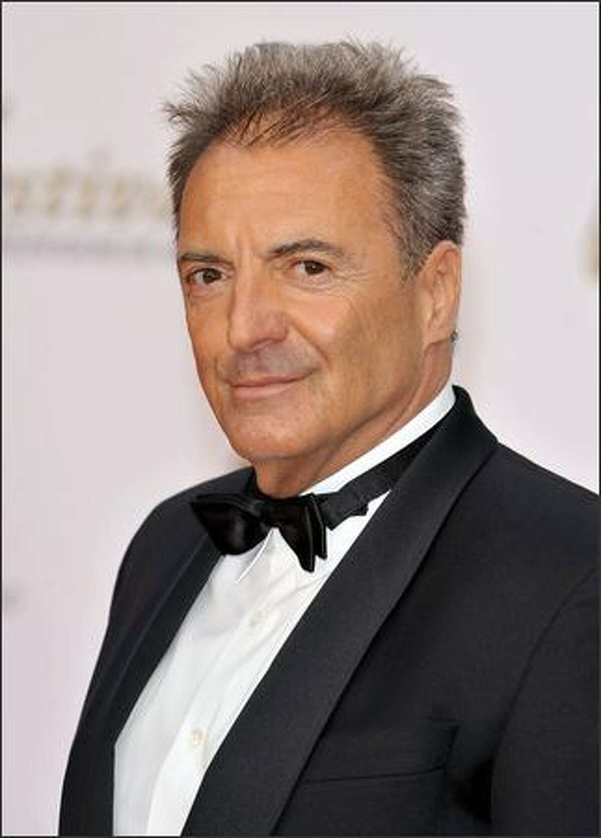 Actor Armand Assante attends the opening night.