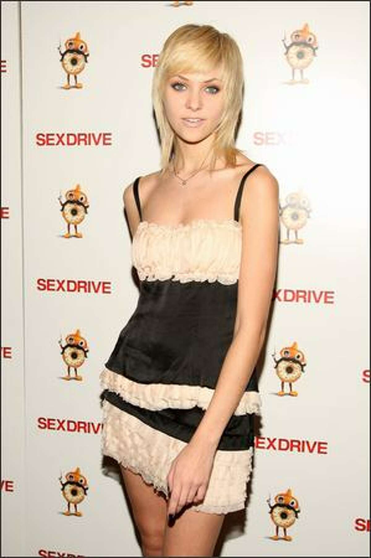 Actress Taylor Momsen attends a special screening of
