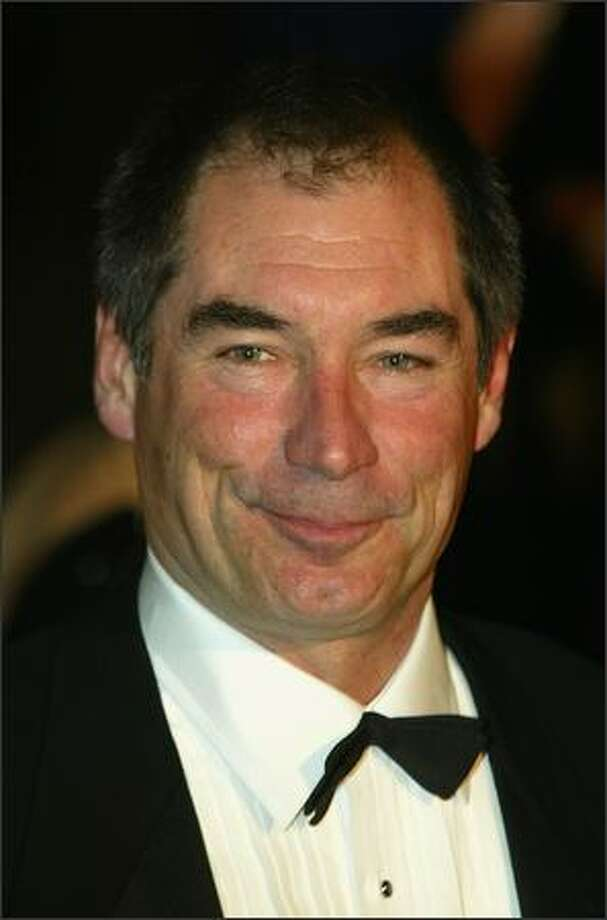 Actor Timothy Dalton. Photo: Getty Images