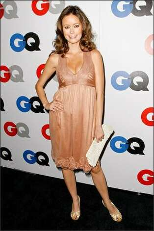 Actress Summer Glau arrives. Photo: Getty Images