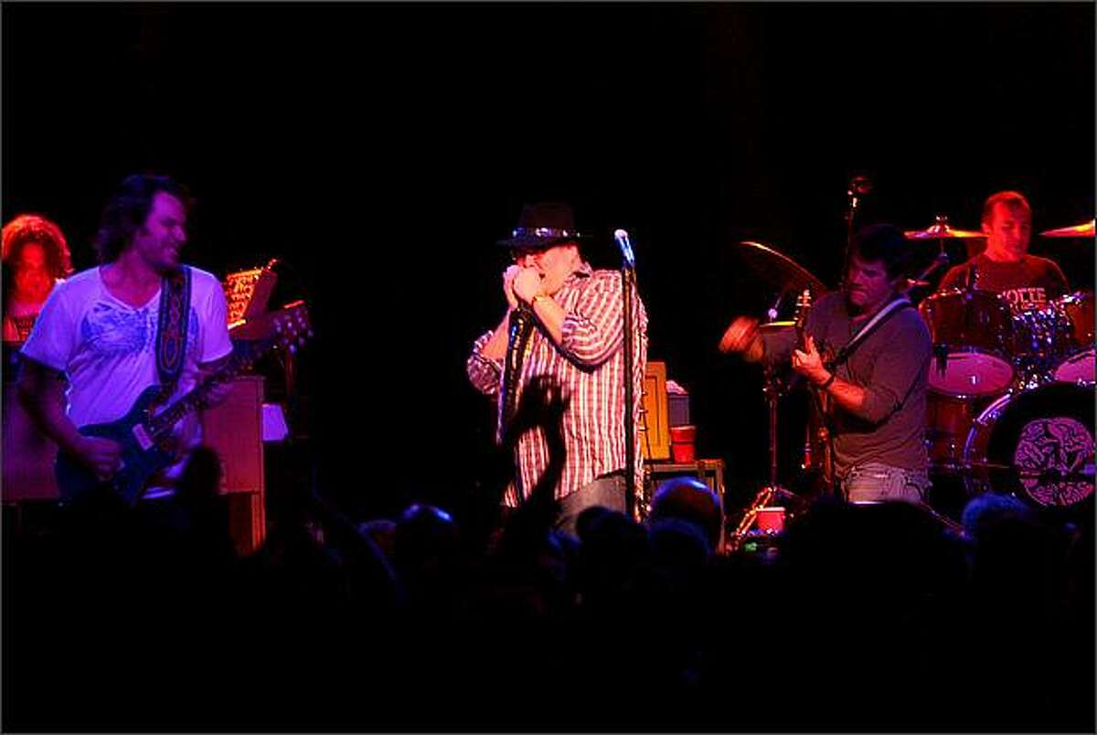 Blues Traveler performs at the Showbox at the Market.