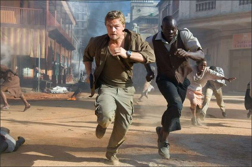 Blood Diamond (2006) Leaving Netflix July 1 A fisherman, a smuggler, and a syndicate of businessmen match wits over the possession of a priceless diamond.