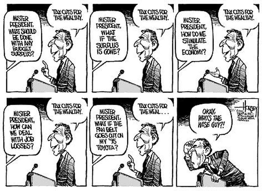 Tax Cuts for the Wealthy. Published Jan. 16, 2002
