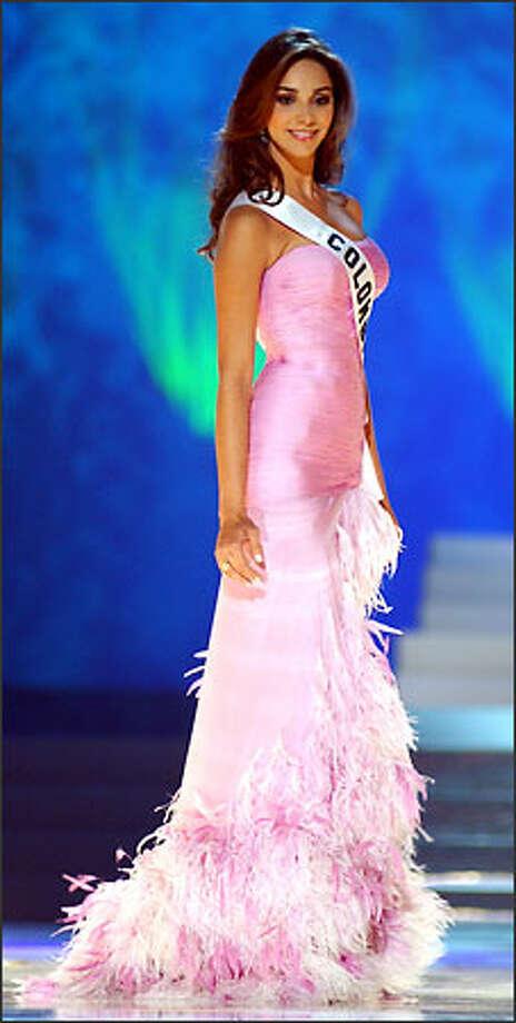 Miss Universe 2003 Seattlepi Com