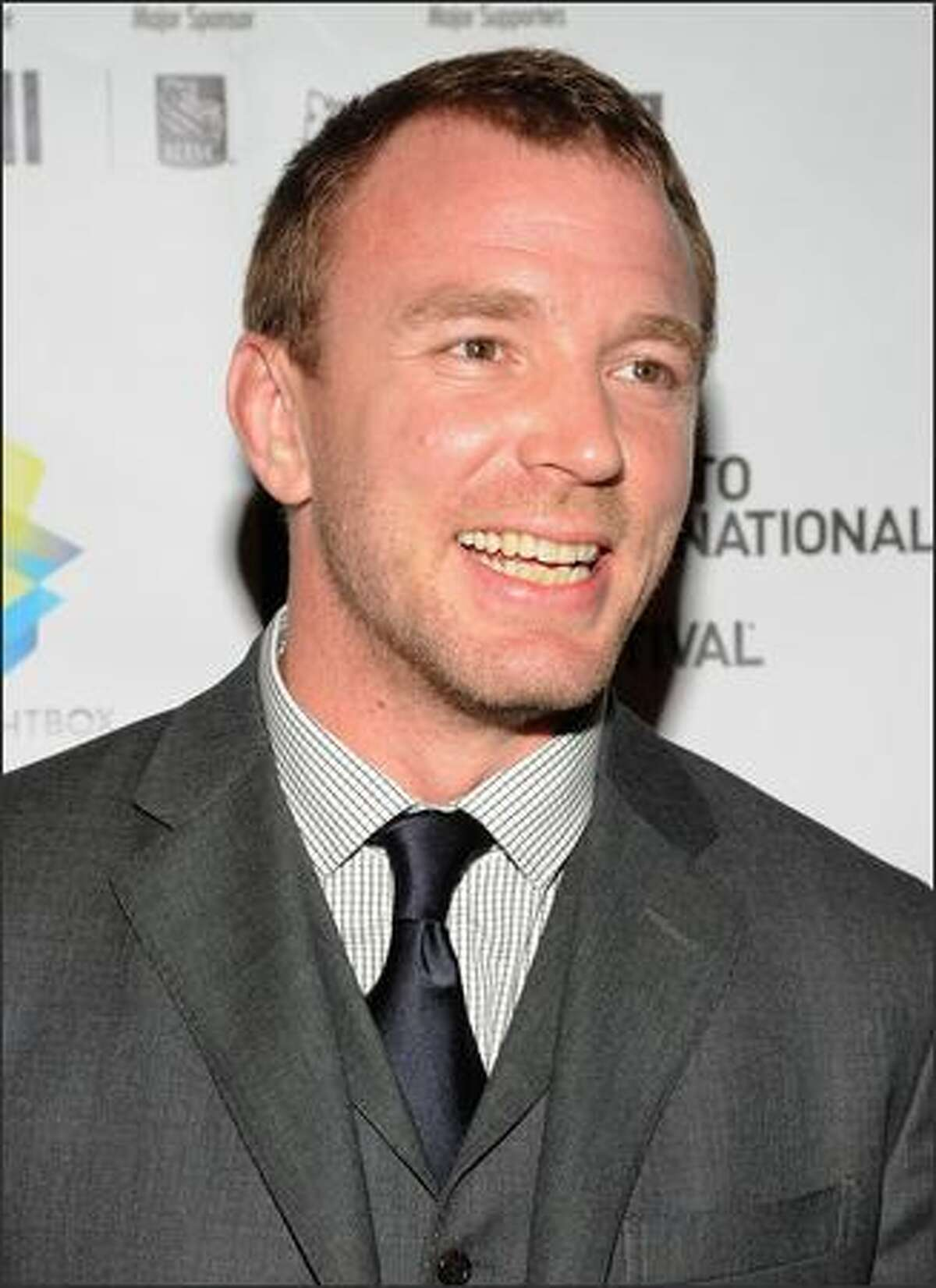 Director Guy Ritchie attends the