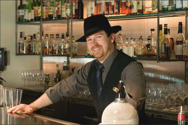 Mixologist Jim Romdall of Vessel. Photo: StarChefs.com
