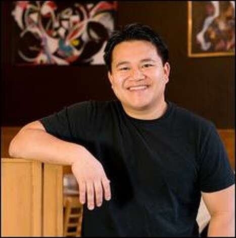 Chef Vuong Loc of Portage and Pig 'n Whistle. Photo: StarChefs.com