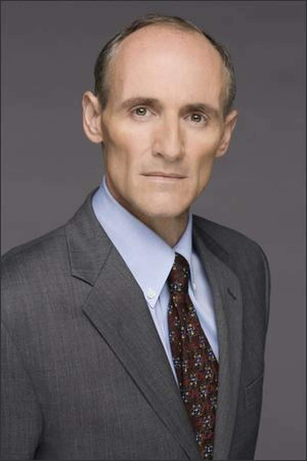 Colm Feore as Henry Taylor. The clock is ticking for