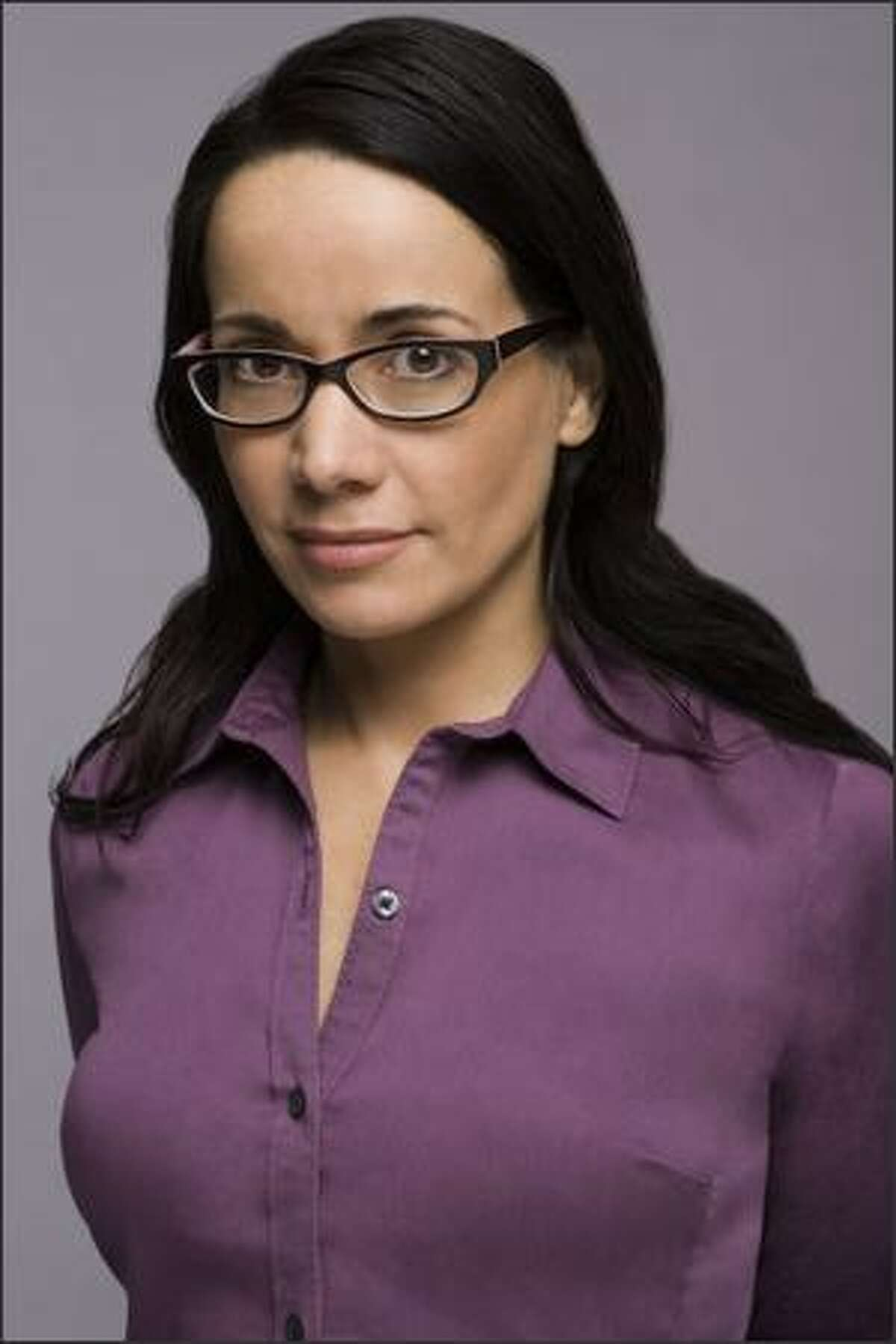 Janeane Garofalo as Janis Gold. The clock is ticking for