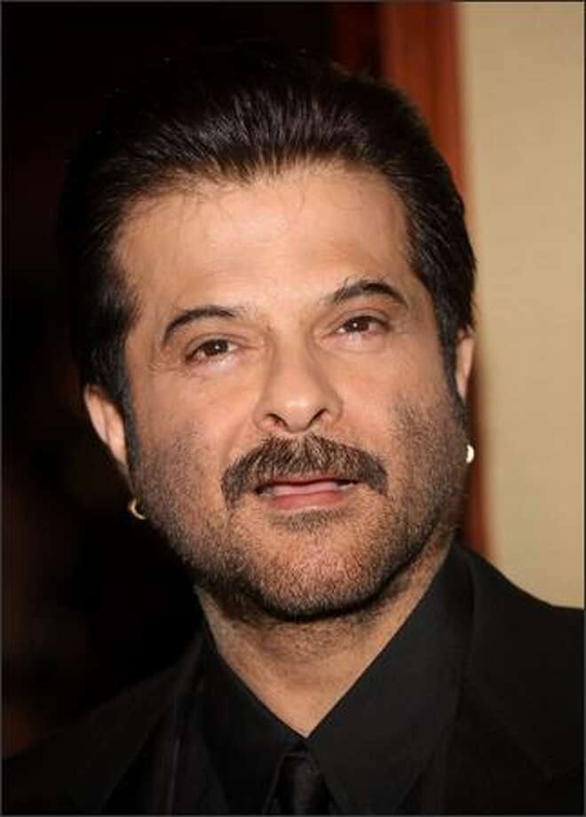 Actor Anil Kapoor arrives at the 61st annual Directors Guild of America Awards at the Hyatt Regency Century Plaza in Los Angeles on Saturday. Photo: Getty Images