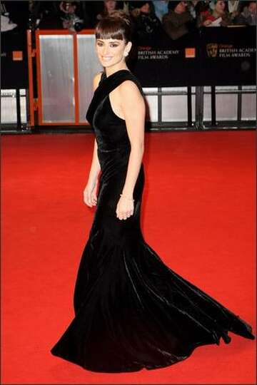 Penelope Cruz attends The Orange British Academy Film Awards at the Royal Opera House, Covent Garden