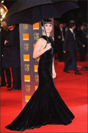 Penelope Cruz arrives for the Orange British Academy Film Awards 2009 at the Royal Opera House on Fe