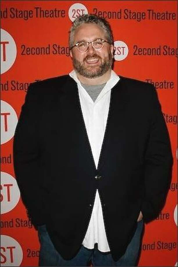 "Brian Yorkey, director of ""The Importance of Being Earnest"" at the Village Theatre. Photo: /"