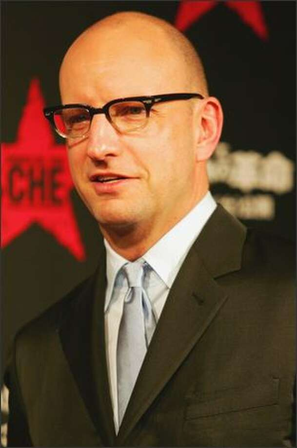 """Steven Soderbergh is the director of """"Che."""" Photo: / Getty Images"""
