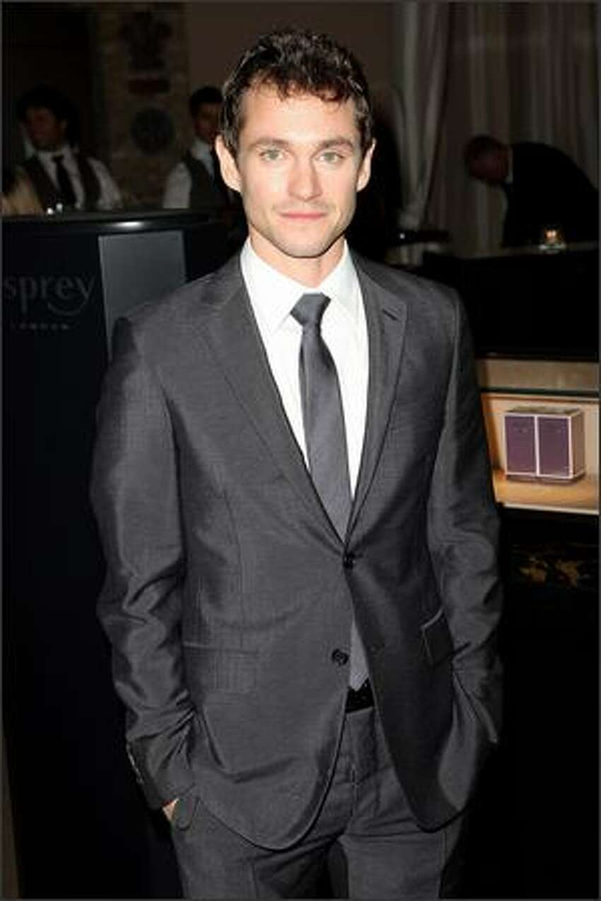 Hugh Dancy attends the UK premiere afterparty of Confessions of a Shopaholic held at Aspreys in Bond Street in London, England.