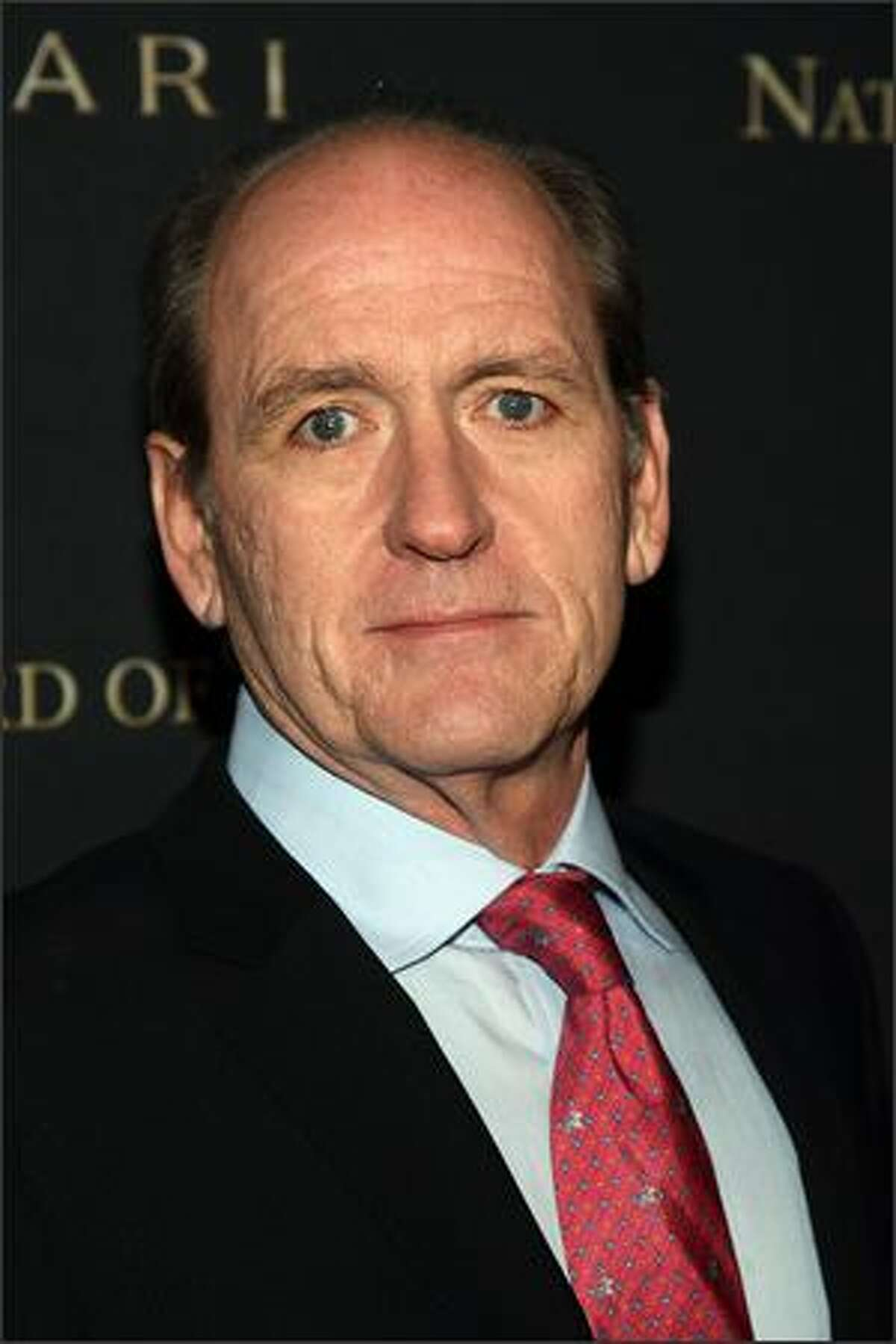 Actor Richard Jenkins attends.