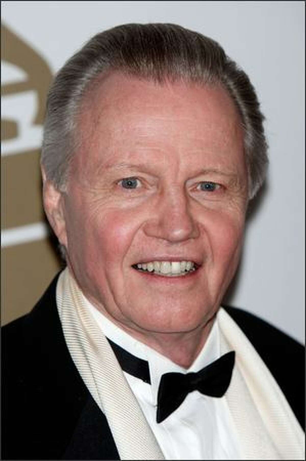 Actor Jon Voight arrives.