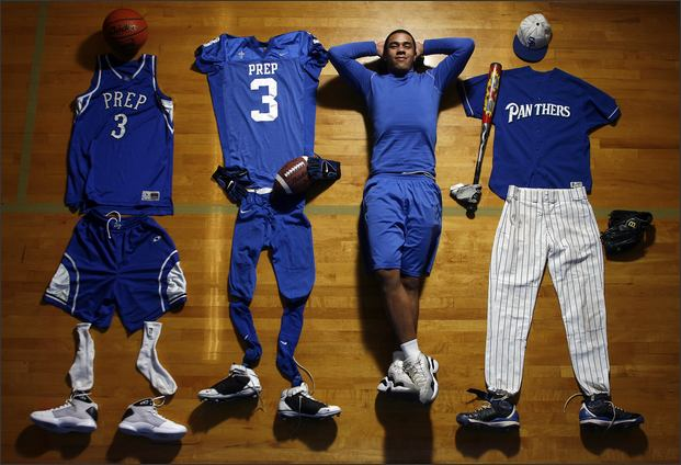 A Dying Breed: Three-sport high school athletes ...